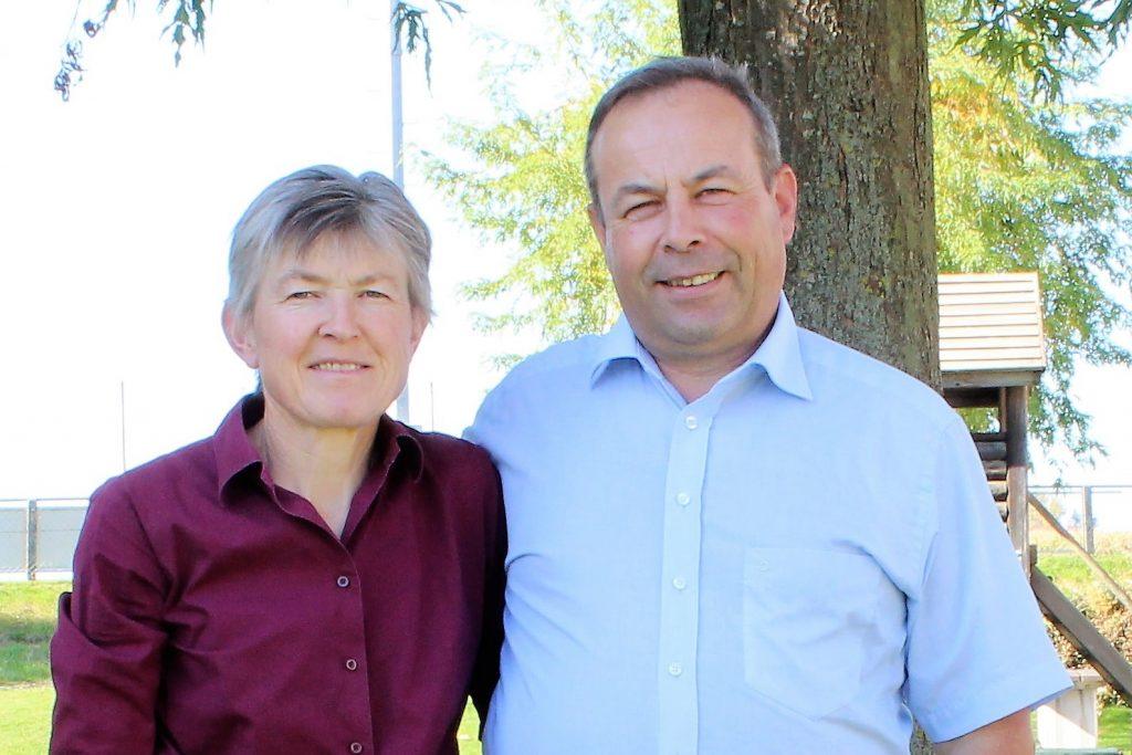 Erika und Andreas Freiburghaus